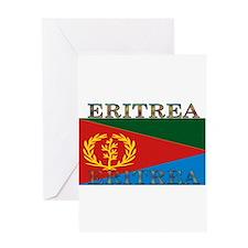 Eritrea.jpg Greeting Card