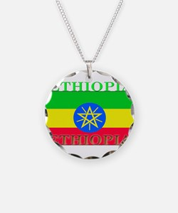 Ethiopia.png Necklace