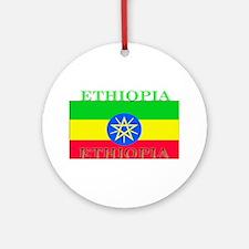 Ethiopia.png Ornament (Round)