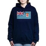 Fijiblank.png Women's Hooded Sweatshirt