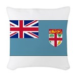 Fijiblank.png Woven Throw Pillow