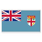 Fijiblank.png Sticker (Rectangle 50 pk)