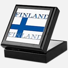 Finland.jpg Keepsake Box