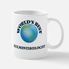 World's Best Helminthologist Mugs