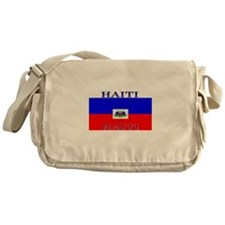 Haiti.jpg Messenger Bag