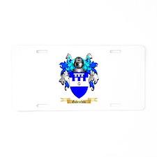 Gabrielski Aluminum License Plate