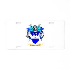 Gabriello Aluminum License Plate