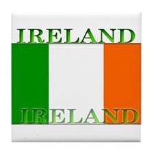 Ireland.jpg Tile Coaster