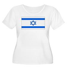 Israel black blank.png T-Shirt