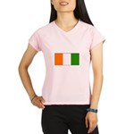 IvoryCoastblank.jpg Performance Dry T-Shirt