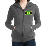 Jamaica.jpg Women's Zip Hoodie