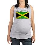 Jamaica.jpg Maternity Tank Top