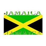 Jamaica.jpg 35x21 Wall Decal