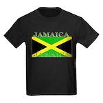 Jamaica.jpg Kids Dark T-Shirt
