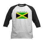 Jamaica.jpg Kids Baseball Jersey
