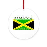 Jamaica.jpg Ornament (Round)