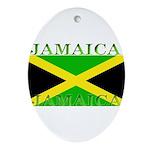 Jamaica.jpg Ornament (Oval)