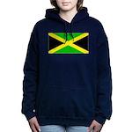 Jamaicablank.jpg Women's Hooded Sweatshirt