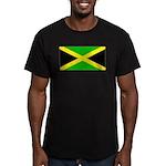 Jamaicablank.jpg Men's Fitted T-Shirt (dark)