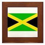 Jamaicablank.jpg Framed Tile