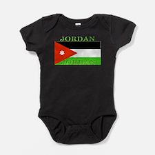 Jordanblack.png Baby Bodysuit