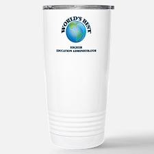 World's Best Higher Edu Travel Mug