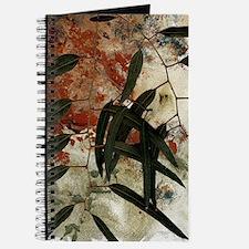 Cute Leaves Journal