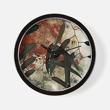 Cute Digital collage Wall Clock