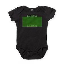 Libya.jpg Baby Bodysuit