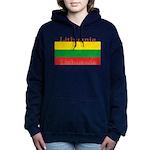 Lithuania.jpg Women's Hooded Sweatshirt