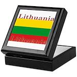 Lithuania.jpg Keepsake Box