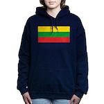 Lithuaniablank.jpg Women's Hooded Sweatshirt