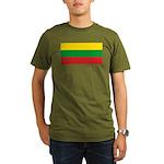 Lithuaniablank.jpg Organic Men's T-Shirt (dark)