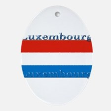 Luxembourg.jpg Ornament (Oval)