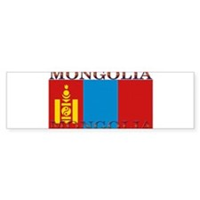 Mongolia.jpg Bumper Sticker