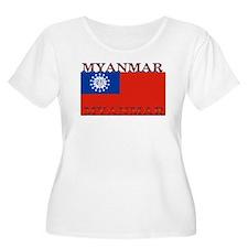 Myanmar.jpg T-Shirt