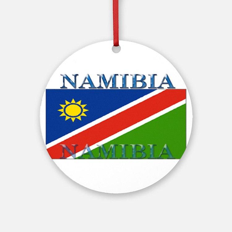 Namibia.jpg Ornament (Round)