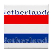 Netherlandsblack.png Tile Coaster