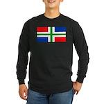 Groningenblank.jpg Long Sleeve Dark T-Shirt