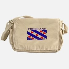 Frieslandblack.png Messenger Bag