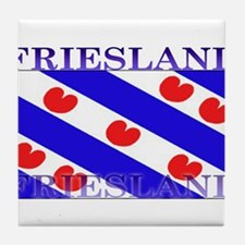 Frieslandblack.png Tile Coaster