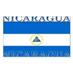 Nicaragua.jpg Sticker (Rectangle 50 pk)