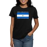 Nicaragua.jpg Women's Dark T-Shirt