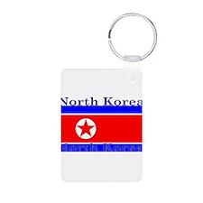 NorthKorea.jpg Keychains
