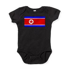NorthKoreablank.jpg Baby Bodysuit