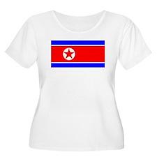 NorthKoreablank.jpg T-Shirt