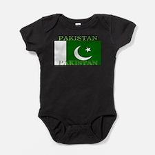Pakistan.jpg Baby Bodysuit