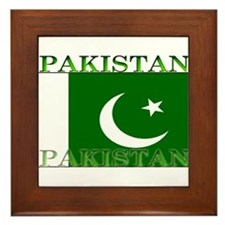 Pakistan.jpg Framed Tile