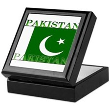 Pakistan.jpg Keepsake Box