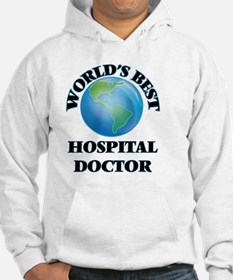 World's Best Hospital Doctor Hoodie